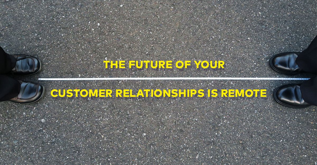 customer relationship, ICON Worldwide Blog, remote